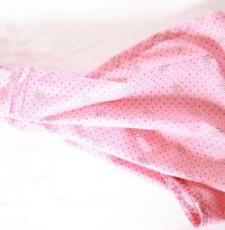 Косынка - повязка на резинке