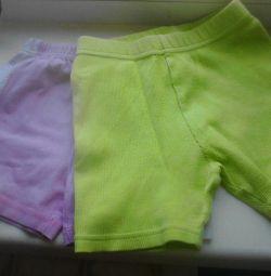 Shorts girl