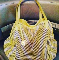 Τσάντα οικολογικού δέρματος