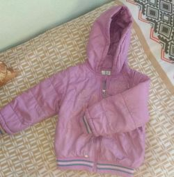 Jacket autumn-spring for 4-6 years