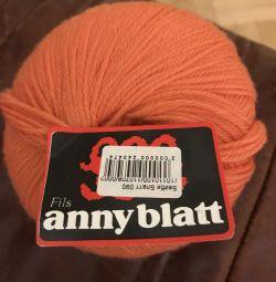 Νήματα Anny Blatt, Baby blatt