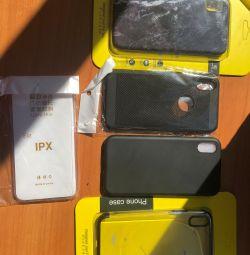 Чохол на iPhone X