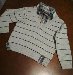 2-in-1 Jumper Shirt