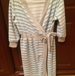 Dressing gown for pregnant women