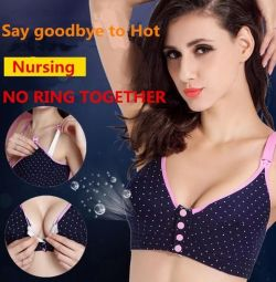Bra for pregnant and lactating mothers