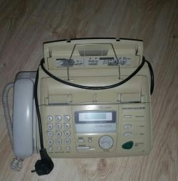 Phone fax