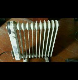Радиатор Масляный обогреватель с11 секци