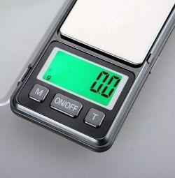 Весы ювелирные 0.01-500