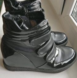 Ботинки д/с на девочку