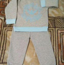 Costum nou pentru copii