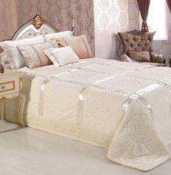 Chic Türk yatak örtüsü