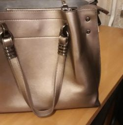 New bag, leather
