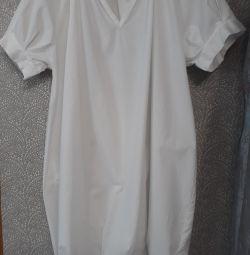 Платье бохо коттон 46-54