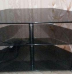 TV curbstone AKMA V-03-500 angular glass