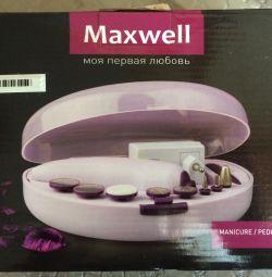Маникюрный набор MAXWELL MW-2601