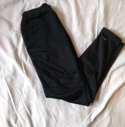 Thermal underwear sports pants