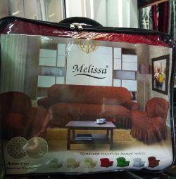 ?Euro covers furniture made of jacquard fabric