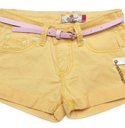 New shorts p.122-128