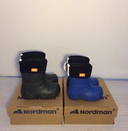 New EVA Boots for Boys