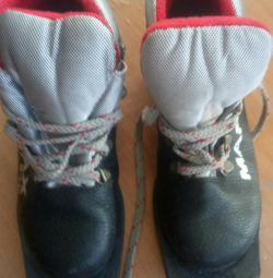 Παιδικές μπότες για σκι