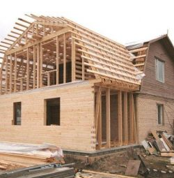 Constructii de case si prelungiri.