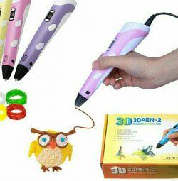3 D pen new