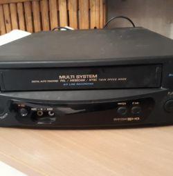 Daewoo VCR