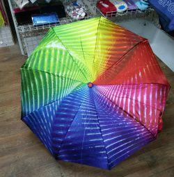 Ομπρέλα ουράνιου τόξου