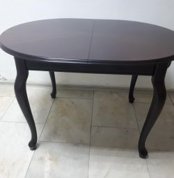 Extendable dining table Leo
