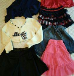 Речі для дівчинки