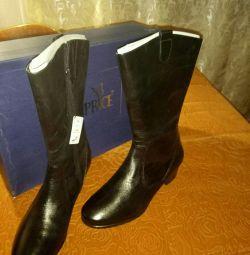 Γυναικεία μπότες Caprice New Leather p. 39
