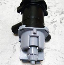 Bosch snail pump assembly