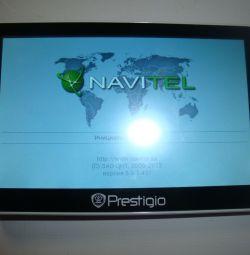 Πλοηγός εγγραφής Prestigio 5800 bthddvr