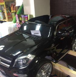 Mașină electrică AMG Mercedes