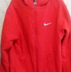Двустороняя куртка Nike оригинал как новая