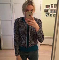 Кардиган піджак жіночий кофта на блискавці