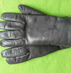 Перчатки мужские кожаные1 Германия