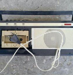 3 tape recorder