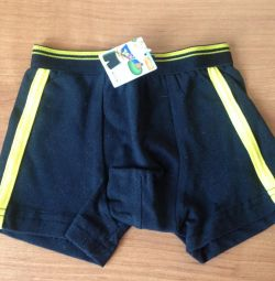 Boxer Briefs for Boys