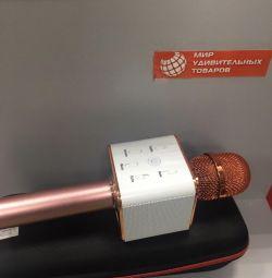 Microfon Q7 Rose Gold