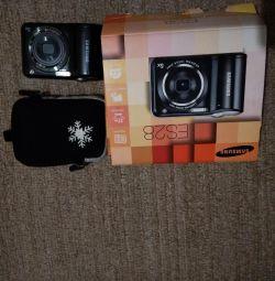 Samsung ES28 Camera