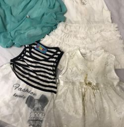 Φορέματα για το κορίτσι