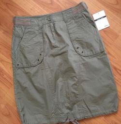 New cotton skirt