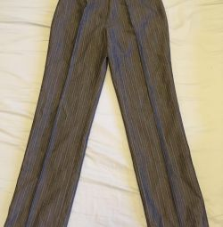Trousers for women, new, 48 rr