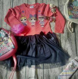 LOL 2-4years Promosyon ile Elbise !!!!