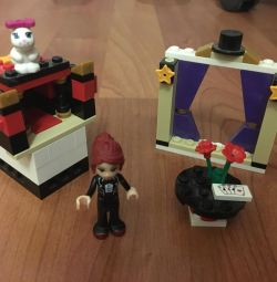 Lego. Η Miya είναι μάγος