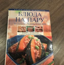 Book Encyclopedia of a dish for a couple, new