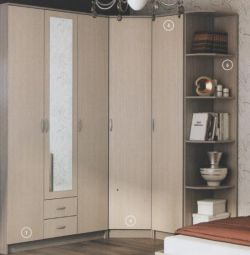 SET OF CABINETS FOR BEDROOM FROM TXM