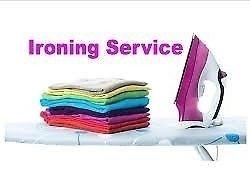 Αναλαμβάνεται σιδέρωμα ρούχων