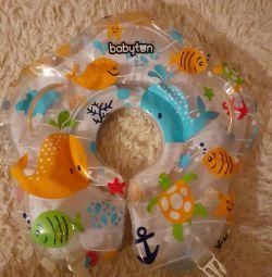 Bathing circle